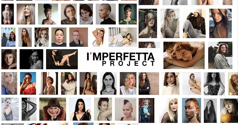 Body positive: arriva a Roma I'MPERFETTA Project, un'agenzia di moda inclusiva