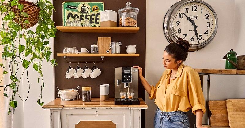 Ricerca De'Longhi-Nielsen: gli italiani investono sul caffè a casa