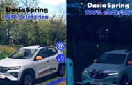 Nuova Dacia Spring: per il lancio il modello prende vita su Snapchat