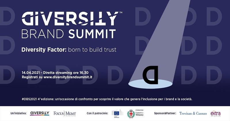 """Diversity Factor: born to build trust"