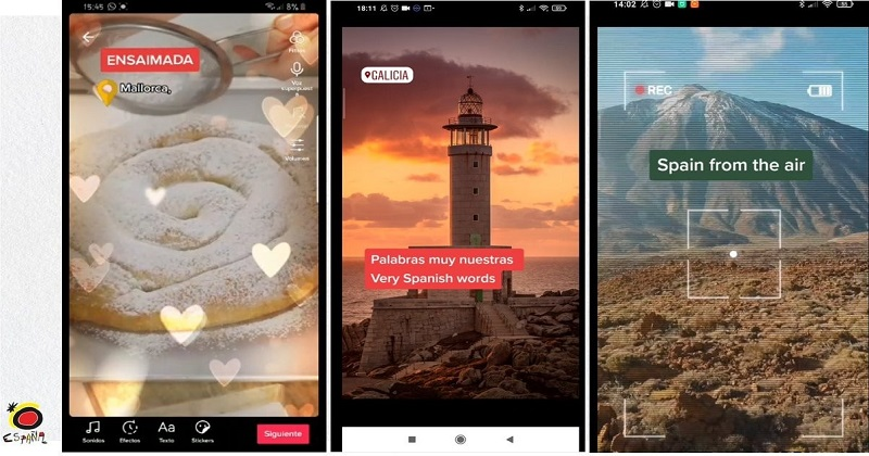L'Ente Spagnolo del Turismo lancia il nuovo canale ufficiale TikTok