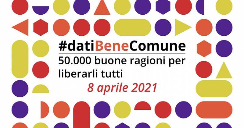Giornata Mondiale della Salute: parte la campagna #datiBeneComune