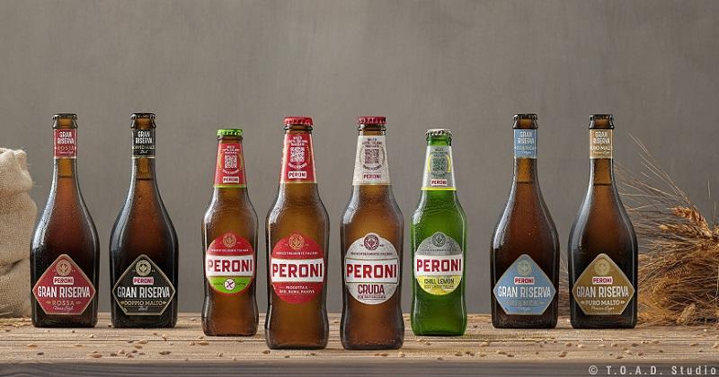 Se ci unisce è Peroni: fase di cambiamento e innovazione per il brand