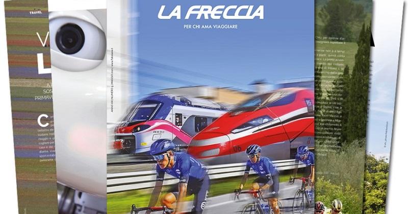 FS Italiane, La Freccia di maggio al Giro d'Italia