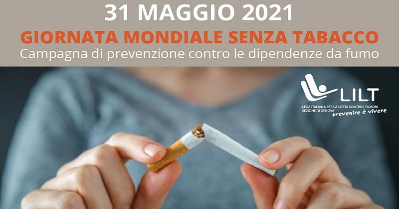 Giornata Senza Tabacco: Perfetti van Melle con Lilt per diventare «smoke free»