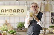 Pasta Sgambaro: le nuove video ricette di Bruno Barbieri con la pasta 100% italiana