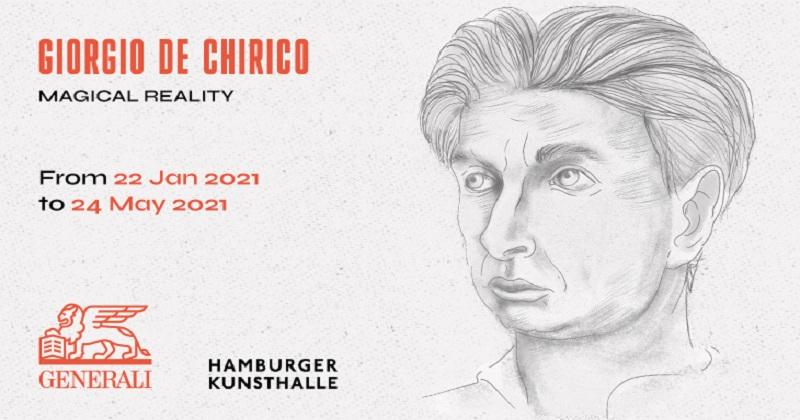 Playground porta l'arte di Giorgio de Chirico online