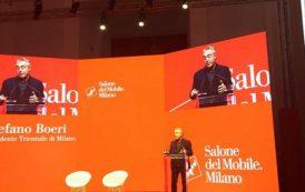 Stefano Boeri è il curatore dell'Evento Speciale 2021 targato Salone del Mobile