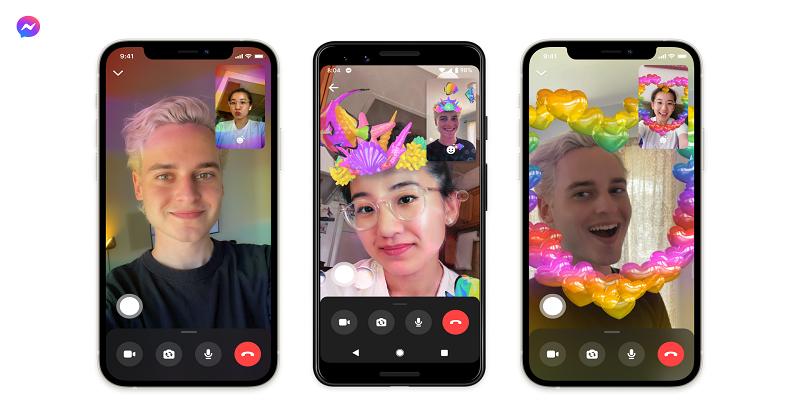 Facebook & Instagram si colorano di arcobaleno: le novità per il Pride 2021