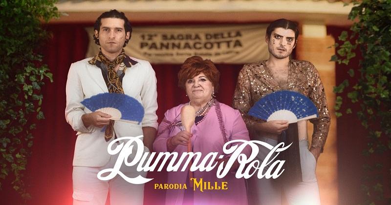 """Le Coliche tornano con """"Pummarola"""": la parodia di Achille Lauro, Orietta Berti e Fedez"""