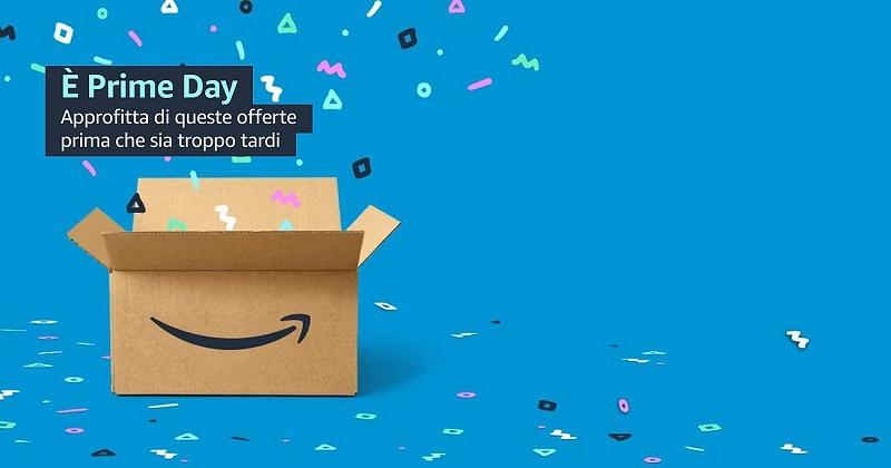 Amazon Prime Day 2021: ecco alcune offerte imperdibili di quest'anno