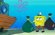 SpongeBob e Nickelodeon insieme per il mare italiano