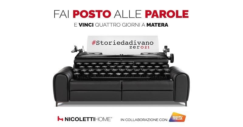 """Al via su Radio Italia la """"call for stories"""" #Storiedadivano"""