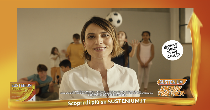 Sustenium ed Every Child is My Child aiutano i bambini delle famiglie in difficoltà