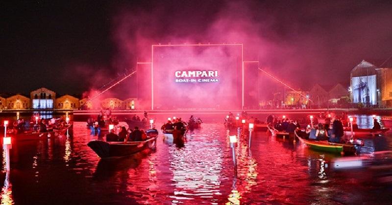 Campari torna alla Mostra Internazionale d'Arte Cinematografica