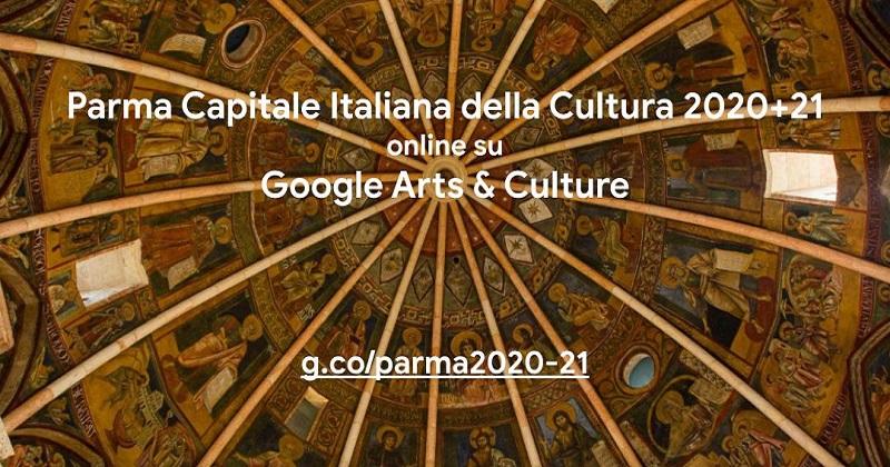 Parma Capitale Italiana della Cultura 2021 a portata di click