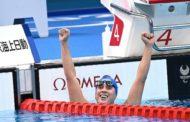 Fenomenale Carlotta Gilli: 5 medaglie e 2 world record a Tokyo 2020
