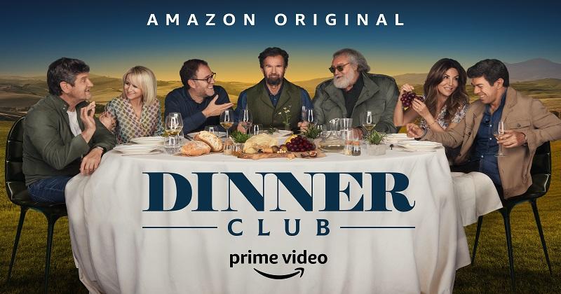 Dinner Club, da oggi disponibile su Prime Video il nuovo food travelogue