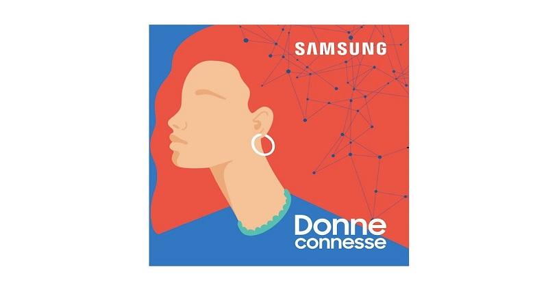 """Al via """"Donne Connesse"""", la nuova serie di podcast firmati Samsung Italia"""
