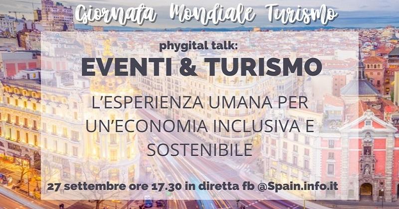 La Spagna racconta le best practice per creare sinergie tra turismo ed eventi
