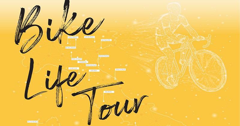 Al via Bike Life Tour: un'avventura ciclistica a fin di bene
