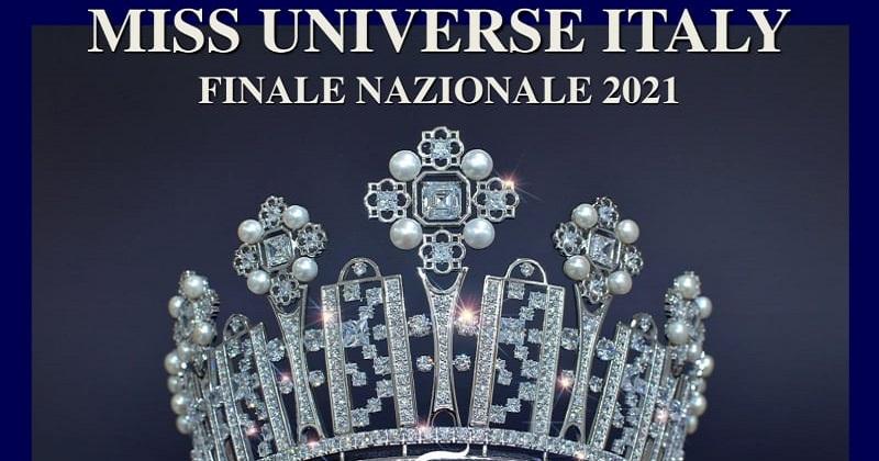A Roma la finale di Miss Universe Italy 2021: presenta Luxuria