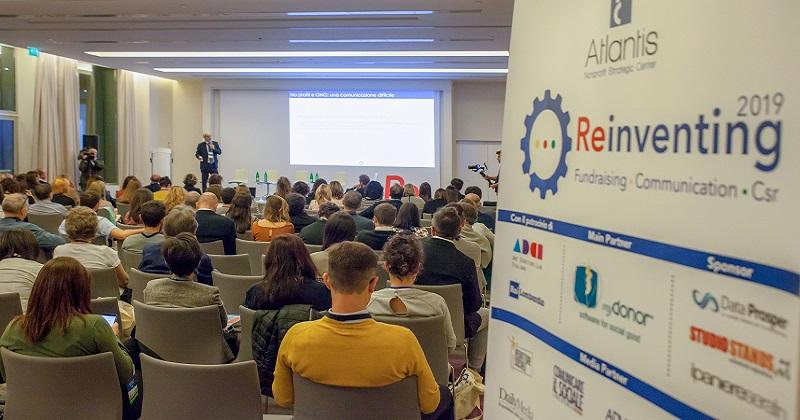 Torna Reinventing, Terzo Settore riunito a Milano a ottobre