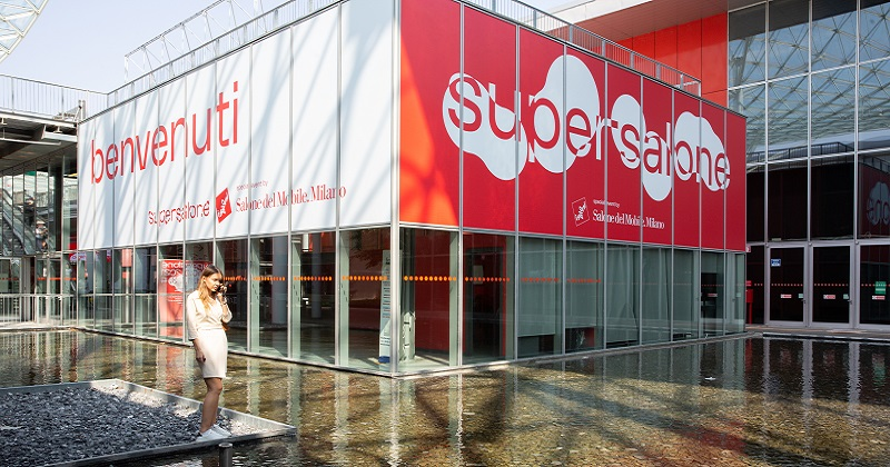 """Si aprono le porte del """"supersalone"""", l'evento speciale 2021 del Salone del Mobile"""