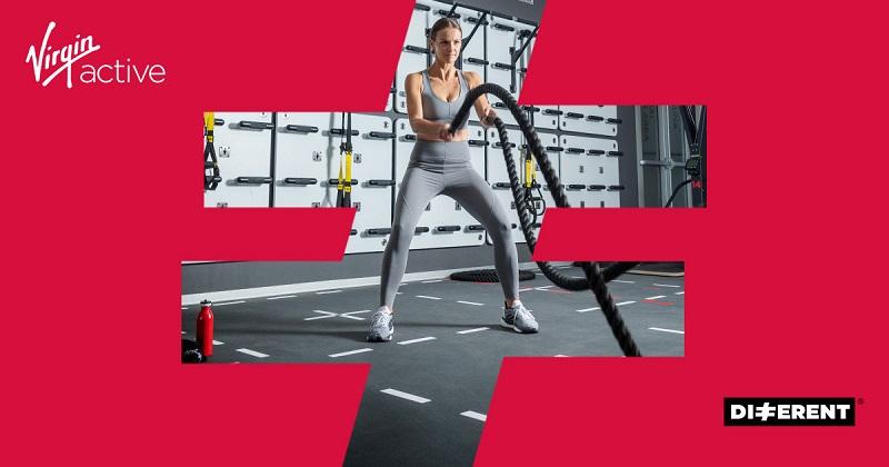 Virgin Active apre 160 mila Fitness Club insieme a Different