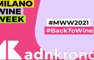 Adnkronos è Media Partner della Milano Wine Week 2021
