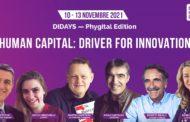 "Tornano i Digital Innovation Days: ""Human Capital: Driver for Innovation"""