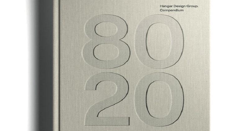 "I 40 anni di Hangar Design Group raccontati in ""Compendium"""