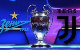 La sfida Zenit vs Juventus, in esclusiva su Prime Video